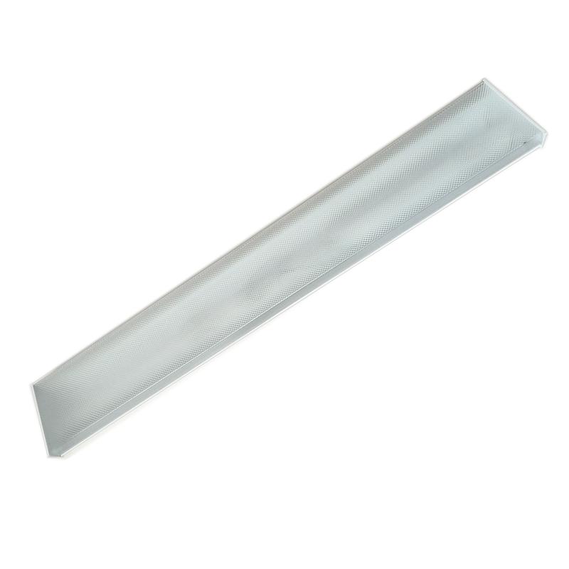 4 피트 LED 랩 어라운드 40W 랩 라이트, 4400lm, 4000K 중립 화이트, 4 피트 LED 상점 조명 차고, 4 'LED 전등 천장 마운트 오피스 조명, 형광등 교체