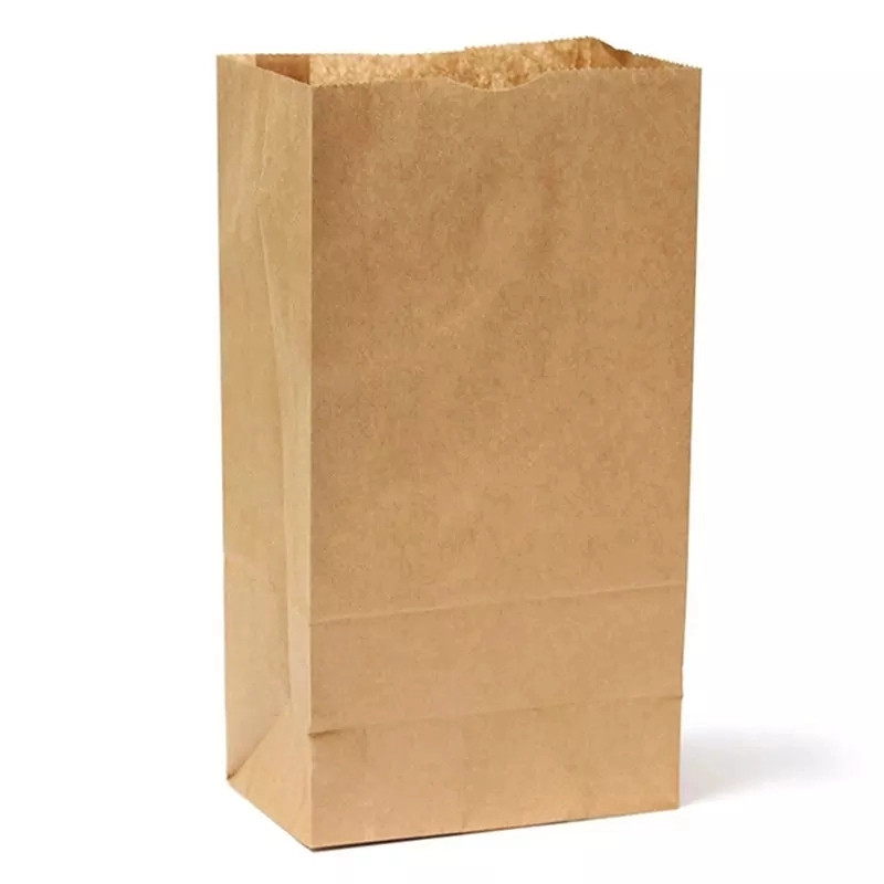 가방 종이 음식 종이 가방 갈색 재활용 명품 쇼핑 슈퍼마켓 가방 종이