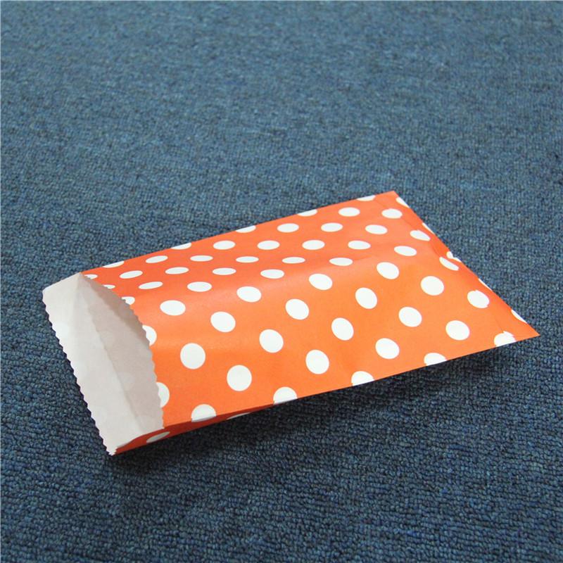 작은 종이 봉투 포장 파티 선물 캔디 포장 봉투