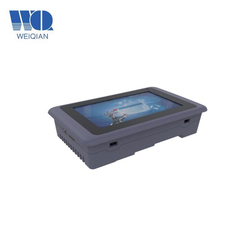 4.3 인치 터치 스크린 산업 감시자 WinCE 산업위원회 컴퓨터