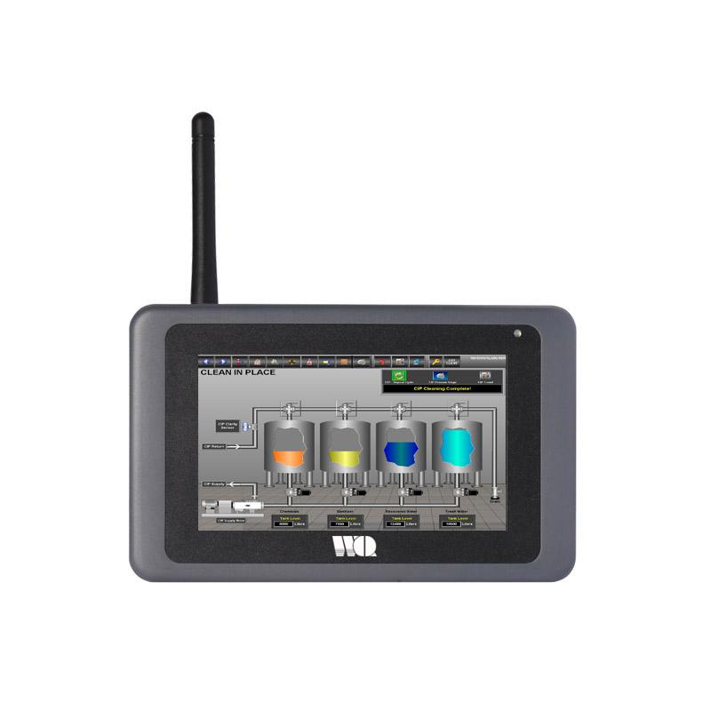 리눅스 임베디드 태블릿 PC를 갖춘 4.3 인치 산업용 패널 PC