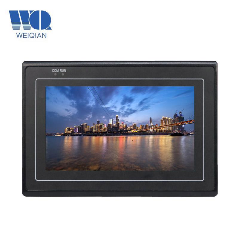 7 인치 리눅스 산업위원회 컴퓨터 터치 스크린 LCD 산업 전시 감시자