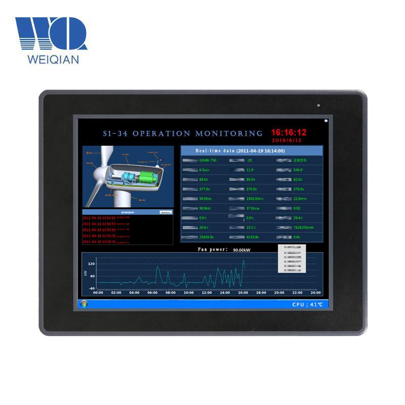 10.4 인치 터치 스크린 산업위원회 컴퓨터 산업 터치 스크린 PC