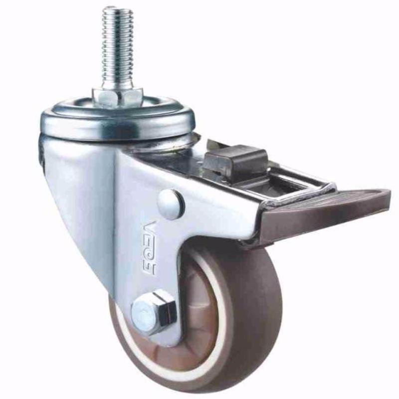 라이트-크롬 케이스, 연태면 TPR 바퀴