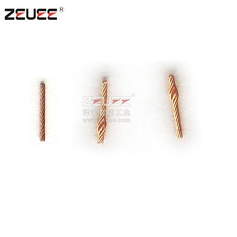 트위스트 핀 전기 커넥터 자동 조립 장비