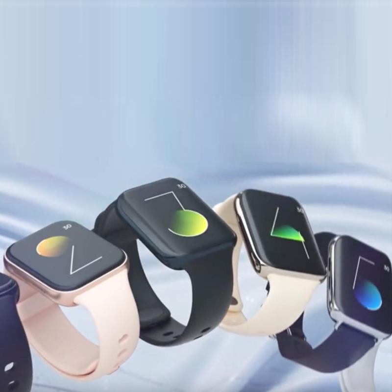 Apple Watch : 새로운 라이벌 스마트 워치가 며칠 안에 공개됩니다