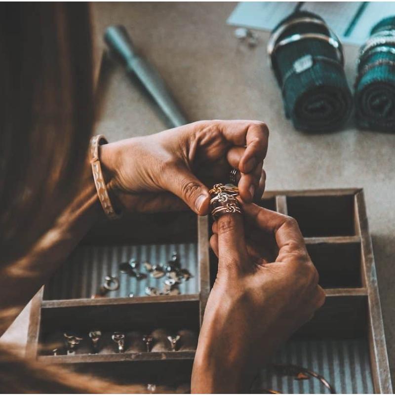 어떻게 유명인 처럼 보석 을 쌓 는 기교 와 기교